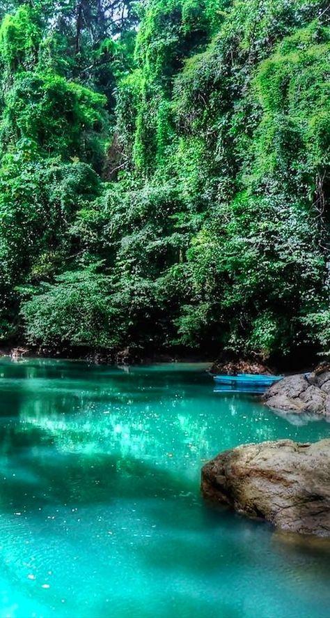 Costa Rican paradise • photo: Seriy200 on DepositPhotos …