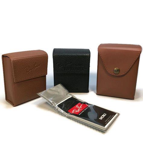 ray ban foldable wayfarer case