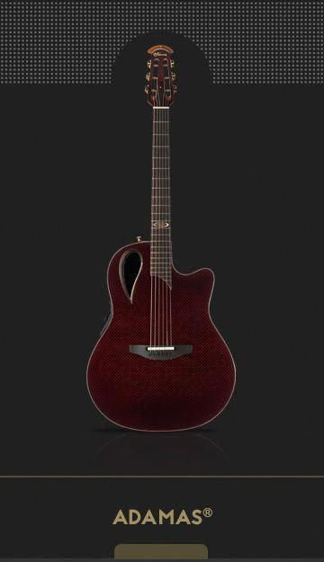 Ovation Guitar Polish Ovation Guitars Celebrity Guitarrist Guitarpick Ovationguitars Ovation Guitar Guitar Tuners Guitar Tuner App