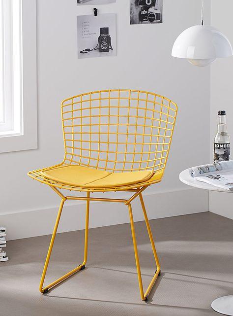 Cet Article Est Disponible Pour Achat En Ligne Et Livraison A Domicile Uniquement Une Chaise Au Design Industriel Chaise Acier Chaise Industrielle Chaise