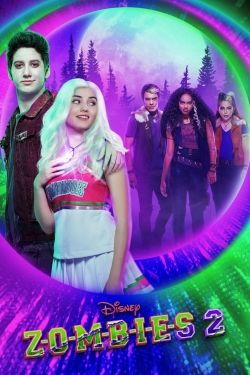 Z O M B I E S 2 Disney Full Movies Zombie Disney Zombie 2