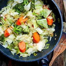 Mixed Vegetable Stir Fry Recipe Mixed Vegetables Vegetable Stir Fry Chinese Cabbage Stir Fry