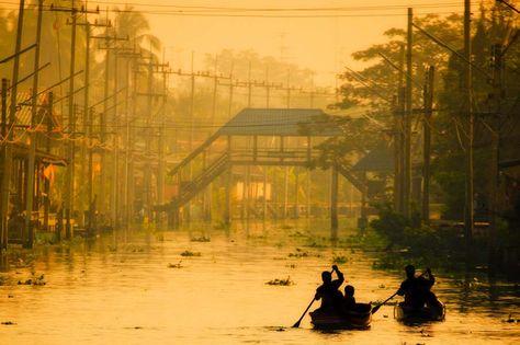 50 fotografias surpreendentes III - O reino da Tailândia - Metamorfose Digital
