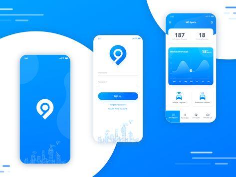 Mobile App Concept design