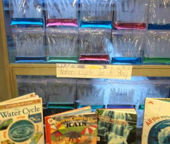 Water Cycle In A Bag Experiment Water Cycle Water Cycle Experiment Interactive Science Notebook This cycle is also called the h2o cycle or the hydrologic cycle. pinterest