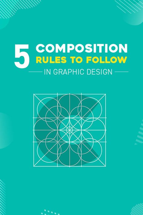 5 Composition Rules to follow