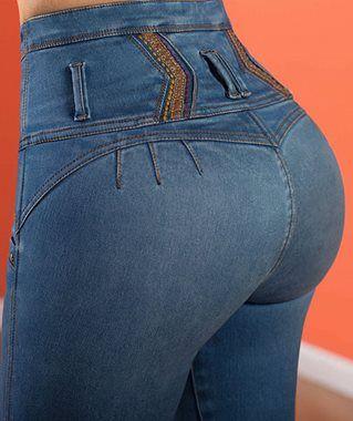Jean Montreal Jeans De Moda Pantalones De Moda Mujer Pantalones De Mezclilla Mujer