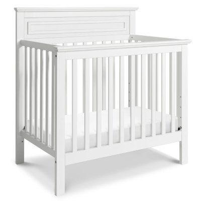 Davinci Autumn 4 In 1 Convertible Mini Crib Choose Your Color In 2020 Mini Crib Cribs Fall Bedding