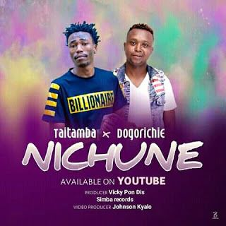 Officialaudio Taitamba Ft Dogo Richie Nichune Mp3 Download Mp3 Youtube Songs