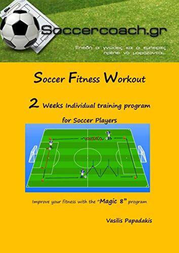 Soccer Fitness Workout 2 Weeks Individual Training Progr Https Www Amazon Com Dp B07h4pdnbp Ref Cm Sw R Pi Dp U X Ms Kbbq83ervj