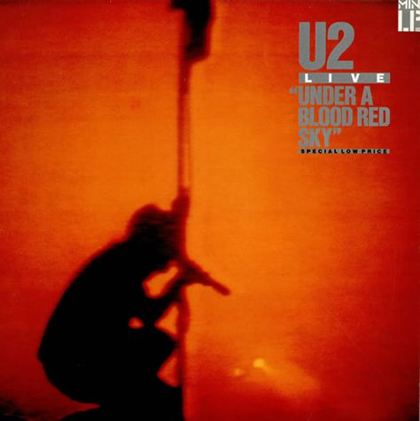 For Sale - U2 Under A Blood Red Sky UK  vinyl LP album (LP record) - See this and 250,000 other rare & vintage vinyl records, singles, LPs & CDs at http://eil.com