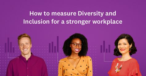 Companies have started to recognize the importance of diversity and inclusion—but few have found ways to hold themselves accountable to real change. The first step for an inclusive company culture is to measure D&I. Surveys are the perfect tool for measuring the feelings and opinions of your workforce at scale. This guide provides free survey templates and expert guidance to help companies build better programs.