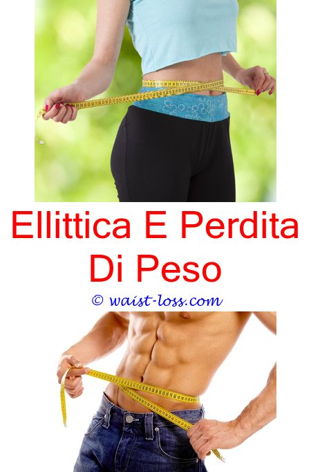 esercizio ellittico per perdere peso