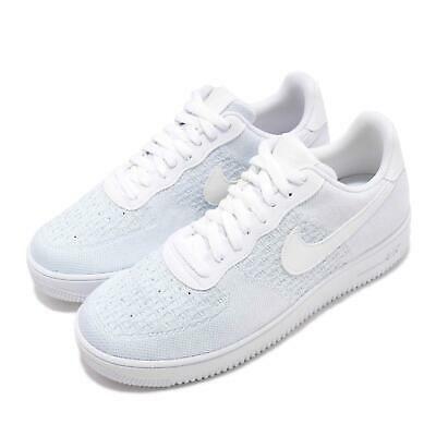 eBay Sponsored) Nike Air Force 1 Flyknit 2.0 White Pure