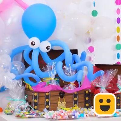 5 balloon DIY - #balloon - #balloonndecoration