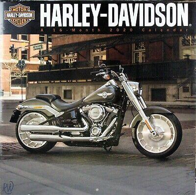 2020 Wall Calendar 12 X 12 Harley Davidson Motorcycles Ebay Harley Davidson Motorcycles Harley Davidson Harley
