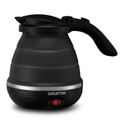 Gourmia Gk320 Travel Foldable Electric Kettle Bed Bath Beyond