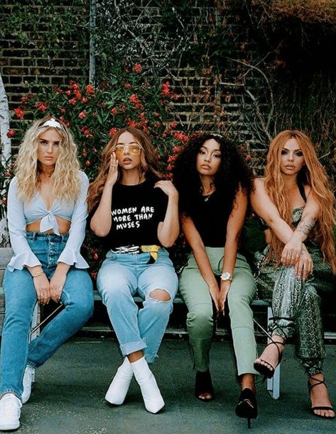 Little Mix and Nicki Minaj Woman Like Me: Outfit Must haves