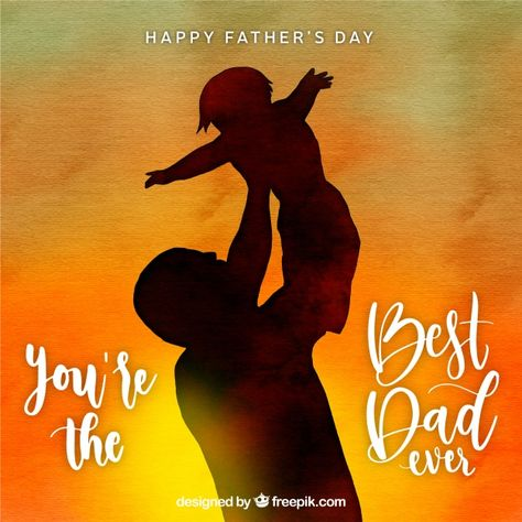 Happy Father's Day Vectors, Graphics and Illustrations – Free and Premium