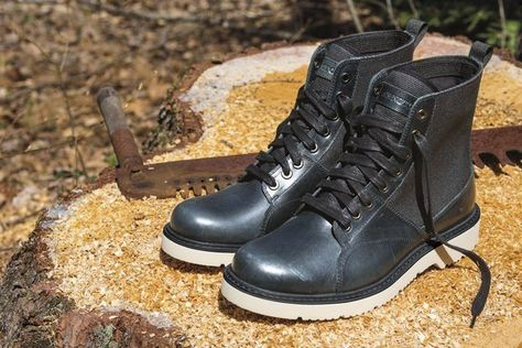 Abington Chamberlain Boots #timberland | Mens lace up boots