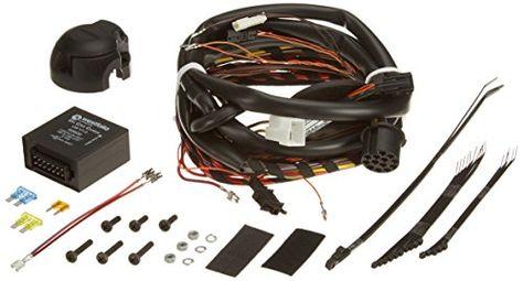 Steckdose 3,5m Verl/ängerung 7 polig SWV 400041 Anh/änger Spiralkabel Stecker