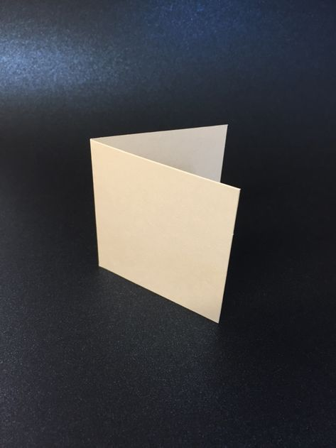 special offer 65mm square card blank choose your white