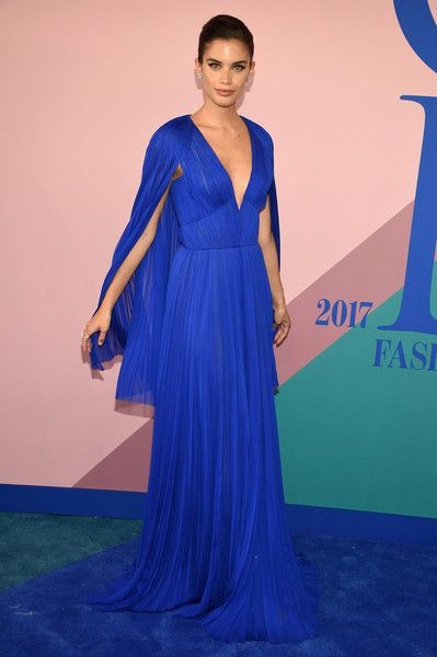 Sara Sampaio - The Most Fabulous Looks at the CFDA Fashion Awards - Photos