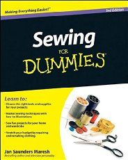 You can learn to sew with these easy to follow videos and articles. Perfect for beginners and those who want to brush up their sewing skills,