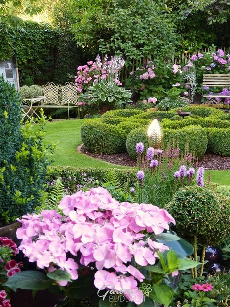 Gartenbuddelei Hortensien Und Ein Fernsehtipp Beautiful Gardens Dream Garden Charming Garden