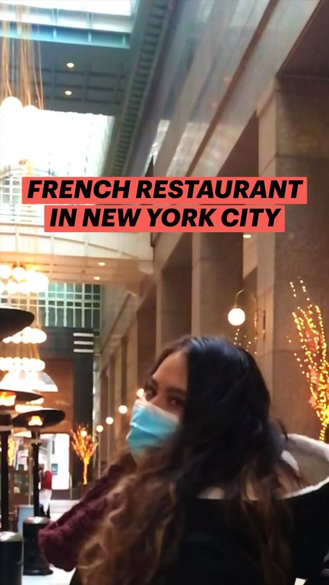 FRENCH RESTAURANT   IN NEW YORK CITY