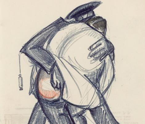 Sergei Eisenstein: Drawings, 1931-1948