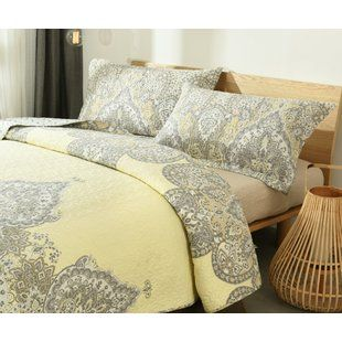 Pastel Yellow Bedding Wayfair Yellow Bedding Comforter Sets Bed