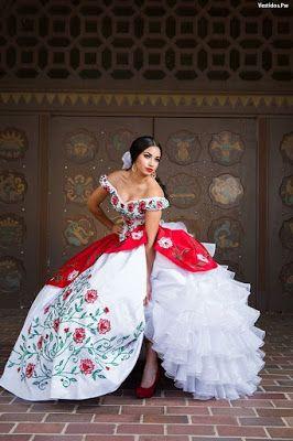 Vestidos De Xv Años De Charra En 2019 Vestidos Vestido De