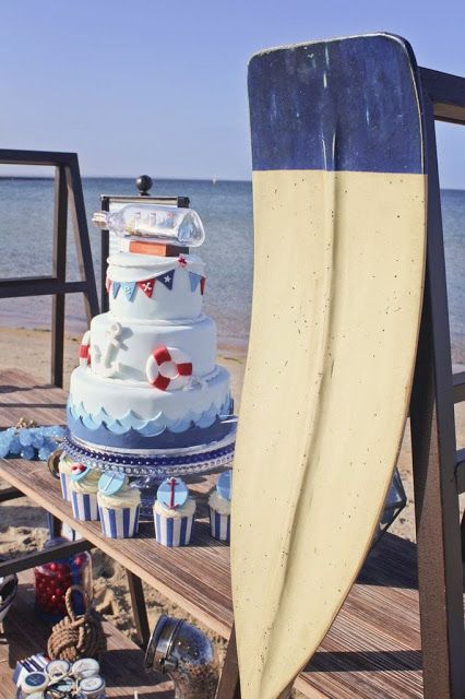 Little Big Company | The Blog: Nautical Party by The Little Big Company