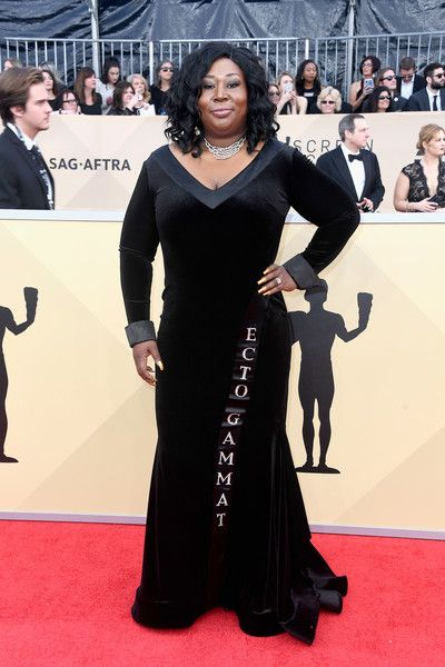 Kia Stevens Photos Photos 24th Annual Screen Actors Guild Awards Arrivals Kia Stevens Screen Actors Guild Award Actors