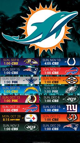 Miami Dolphins 2019 Mobile City Nfl Schedule Wallpaper Miami Dolphins Wallpaper Miami Dolphins Miami Dolphins Schedule
