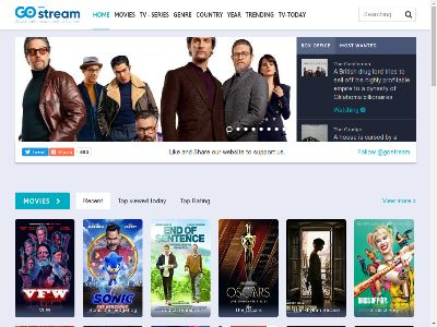 Gomovies Proxy List Of Gomovies Unblock Mirrors 2020 In 2021 Free Tv And Movies Streaming Sites Proxies
