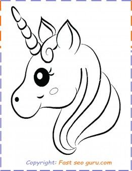 Free Printable Unicorn Coloring Pages For Kids Unicorn Party