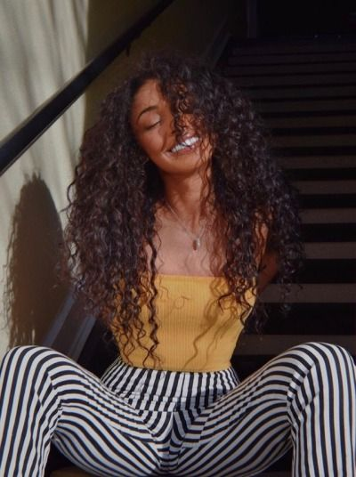 Curly Hair Tumblr Big Curly Hair Curly Hair Styles Naturally Curly Girl Hairstyles