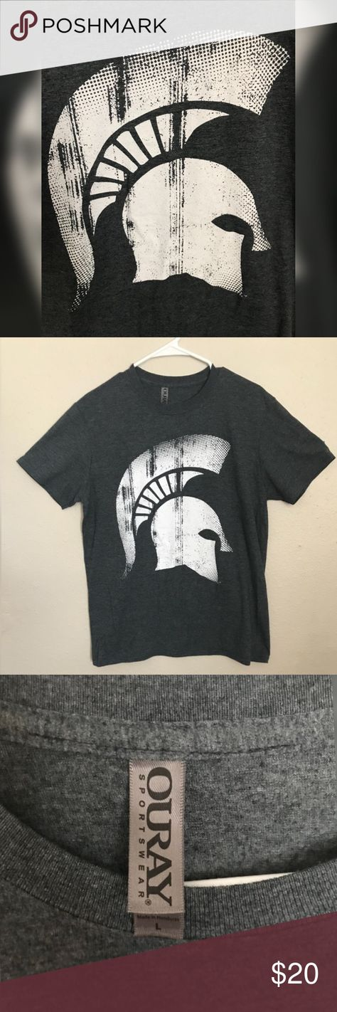 Ouray Sportswear Mens Vintage Sheer S//S T