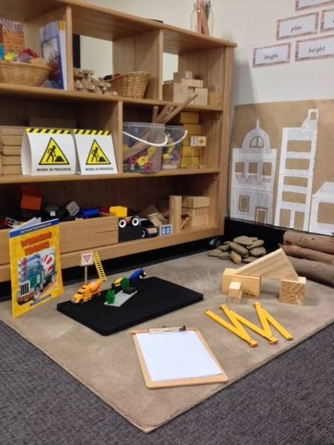 Construction Play area via Walker Learning Approach: Personalised Learning ≈≈