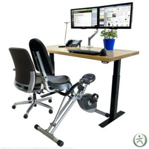 Bicycle Seat Office Chair Desk