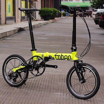 3 Folding Bike