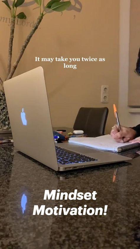 Mindset Motivation!