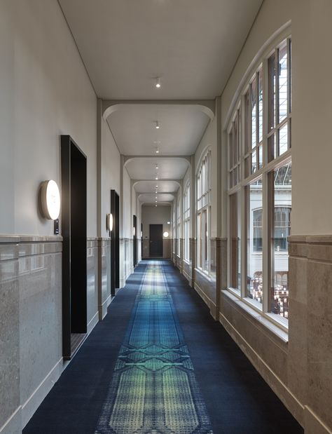Amsterdam-based firm Office Winhov converts the landmark Kas Bank building into an extension of the sumptuous W Hotel.