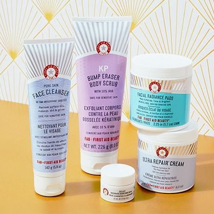 First Aid Beauty Skin Care Body Care Makeup Products Online In 2021 First Aid Beauty Skin Care Beauty Skin Care