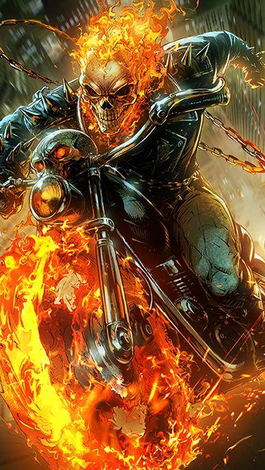 Marvel Battle Lines 公式サイト ゴーストライダー アベンジャーズ