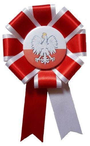 Kotylion Polski Narodowy Rozeta Floo Nr 2 7564322619 Oficjalne Archiwum Allegro Creative Food Art Crafts For Kids Crafts