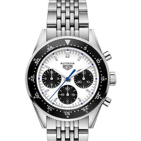 Limited Edition TAG Heuer Autavia Jo Siffert Collector's Edition #men #watches #watch #accessory #strap