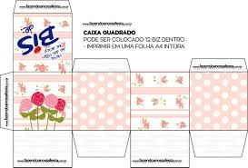 Caixa Dia Das Maes Imprimir Pesquisa Google Caixa Dia Das Maes
